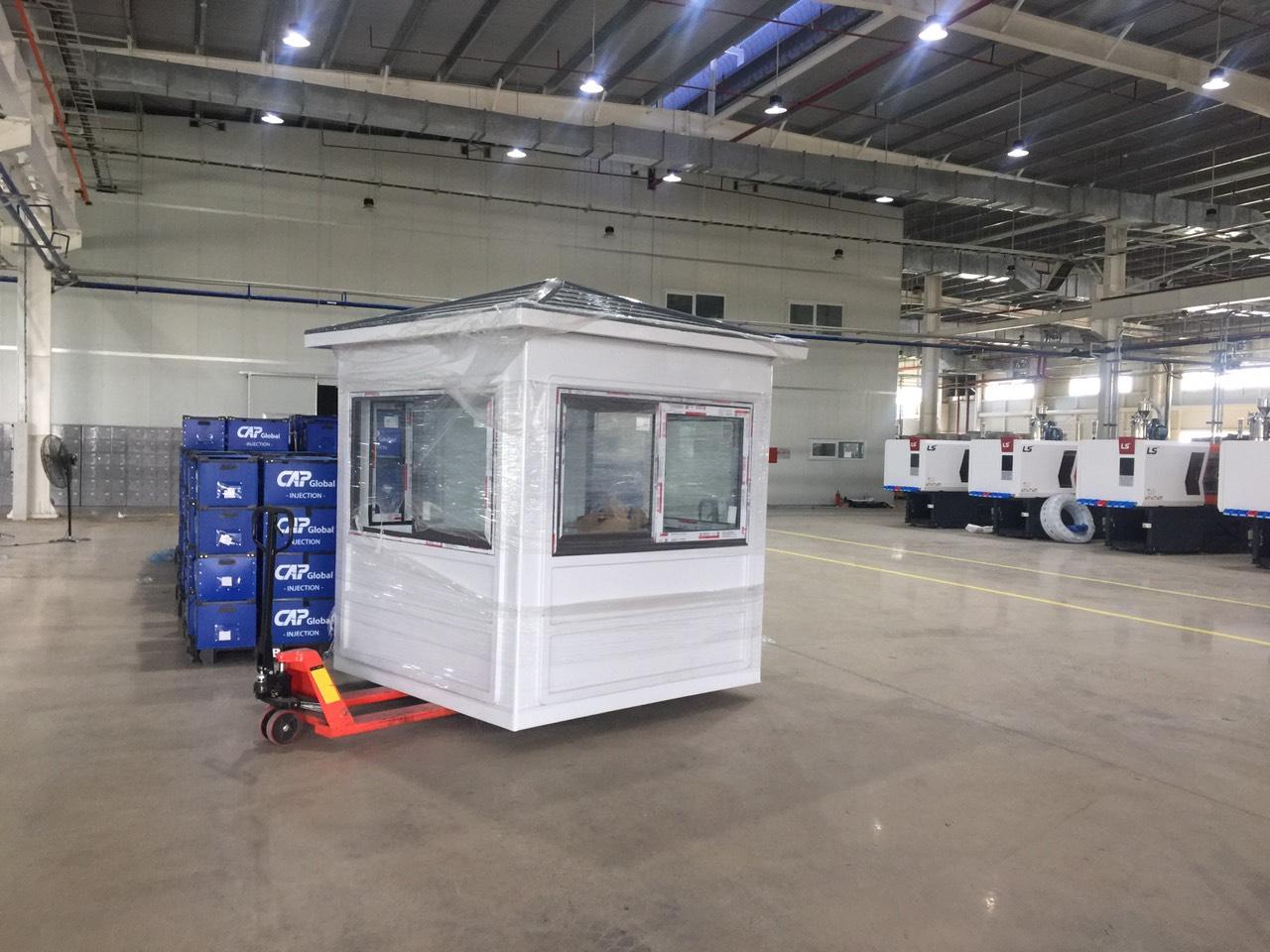 Cabin bảo vệ Handy Booths