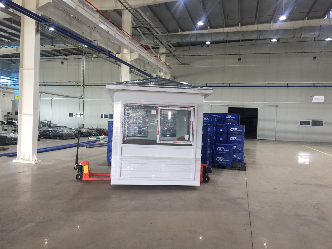 Cabin bảo vệ cao cấp Handy Booths