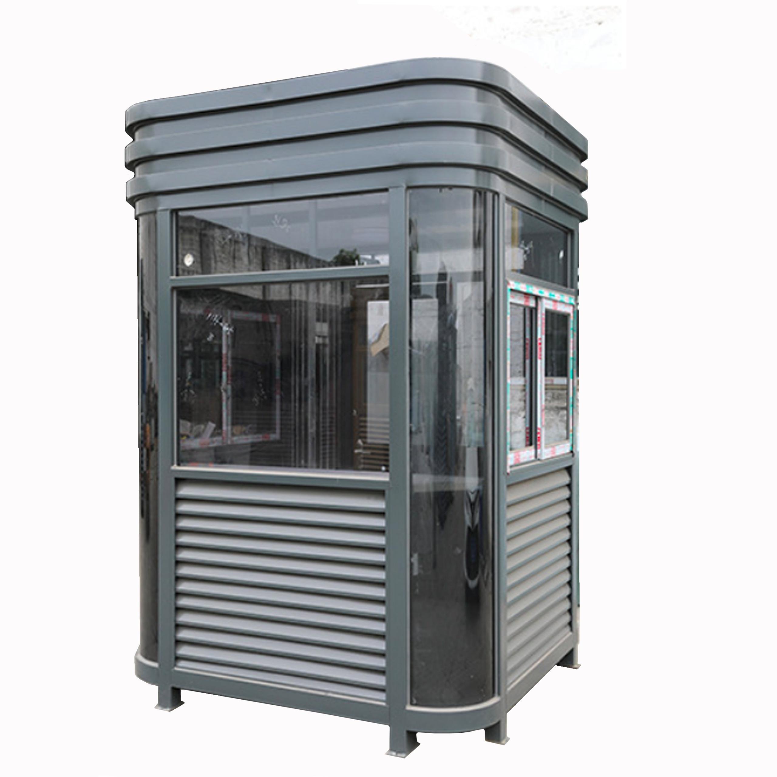 Cabin bảo vệ khung thép VS1.7x1.7