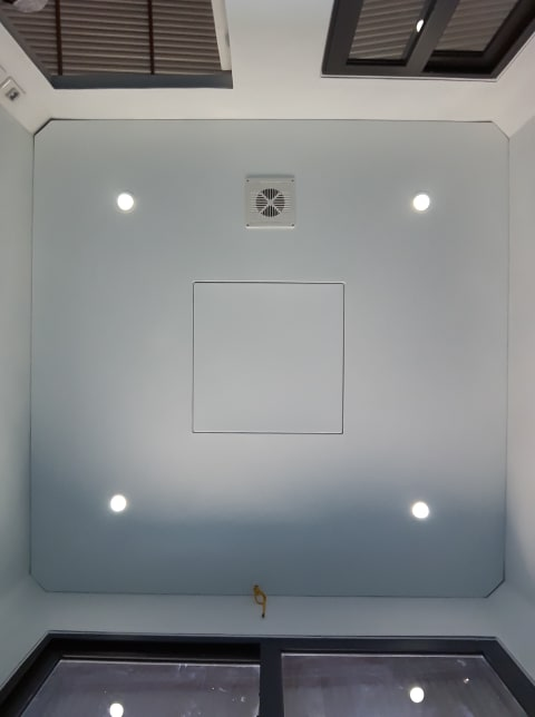 Trần bốt gác chống nóng Handy H2.0N