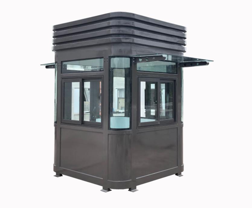 Nhà bảo vệ di động khung thép cao cấp Vinacabin VS2.0x2.0