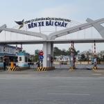 Cabin thu phí của Vinacabin được chế tạo chuyên nghiệp (Ảnh do Vietnamnet chụp)