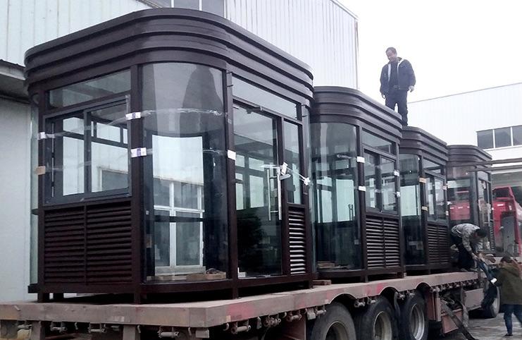 Bốt gác khung thép cao cấp cỡ lớn