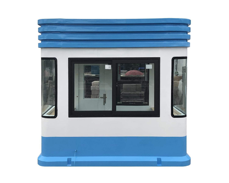 Mặt bên cabin thu phí VC2H1400