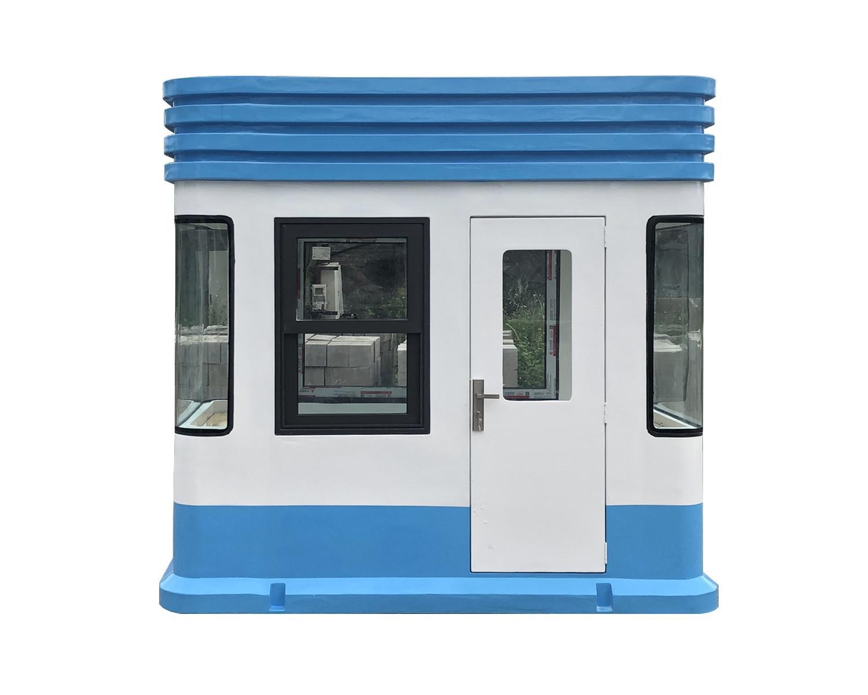 Cabin bán vé và quản lý phương tiện