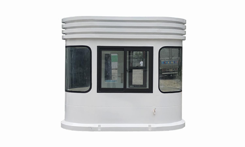 Cabin bãi trông giữ xe thông minh