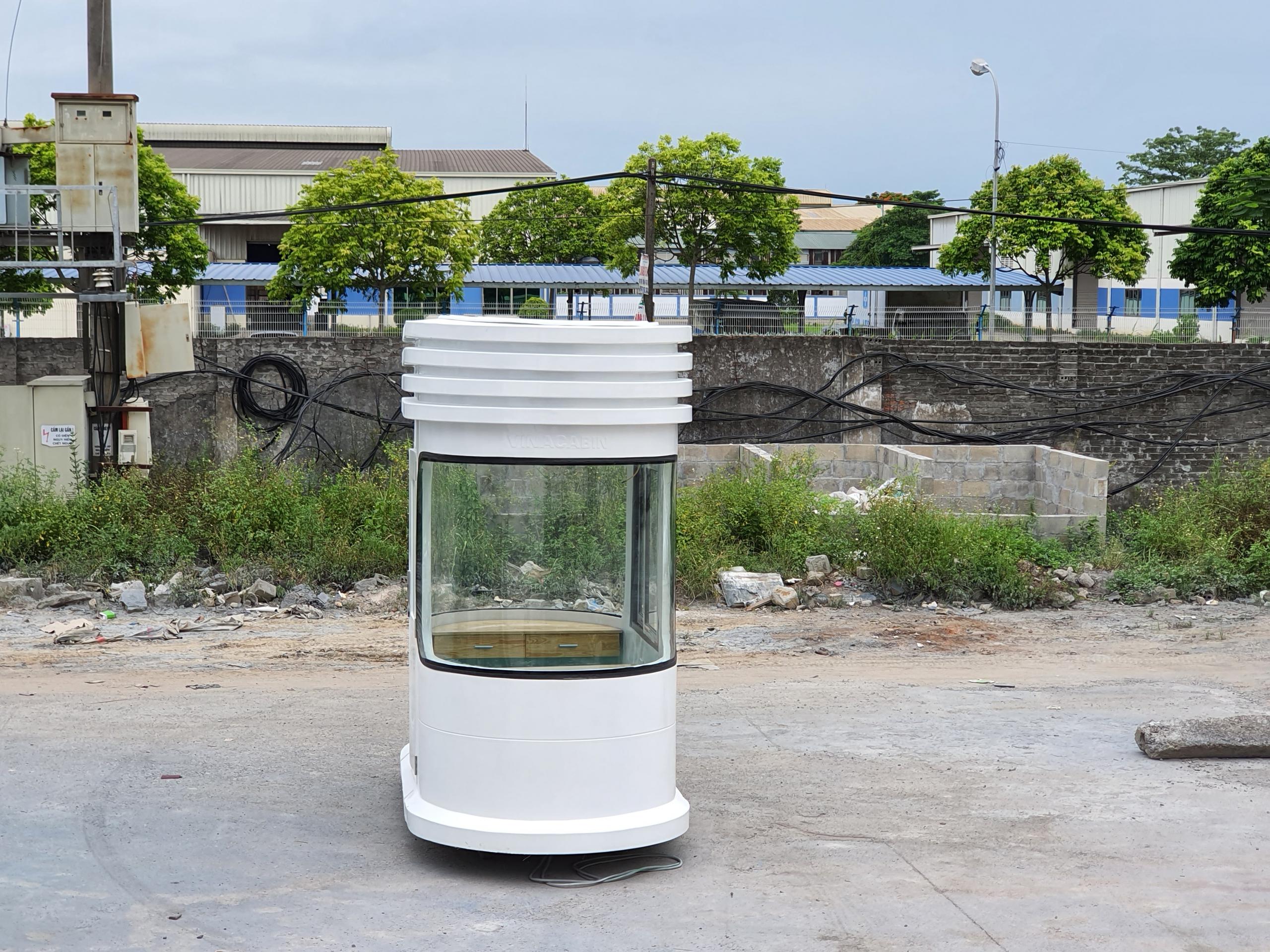 Lắp đặt cabin bảo vệ tại Tiền Giang